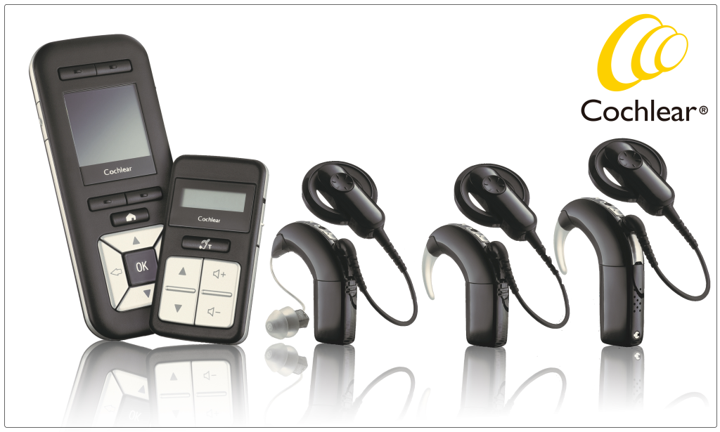 Cochlear Corporation products